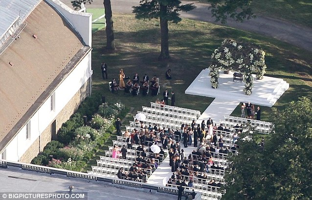 chelsea clinton wedding reception decorChelsea Clinton Wedding Reception