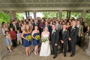 Group Photo inside the Rockcliffe Pavilion