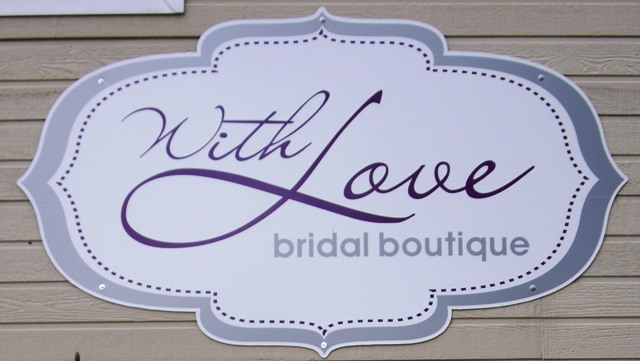 New wedding dress shop in ottawa ottawa wedding journal for Wedding dress stores ottawa