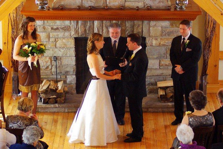 Lodge Wedding Venues In The Ottawa Area Ottawa Wedding Journal