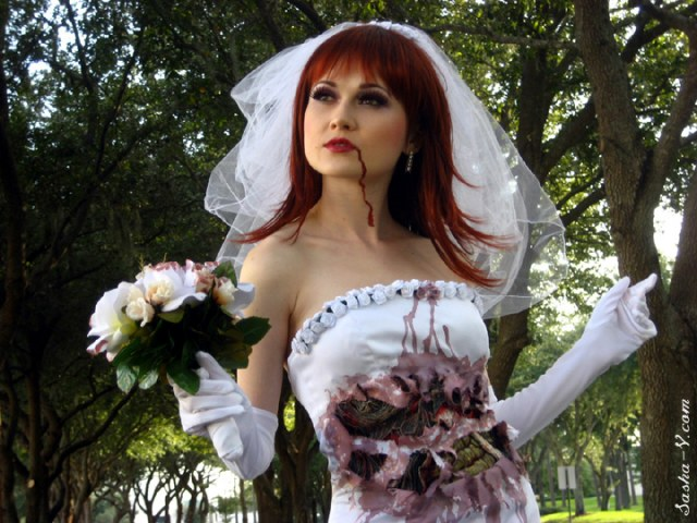 Zombie Wedding Gifts: Zombie Weddings Are Ahead For This Halloween