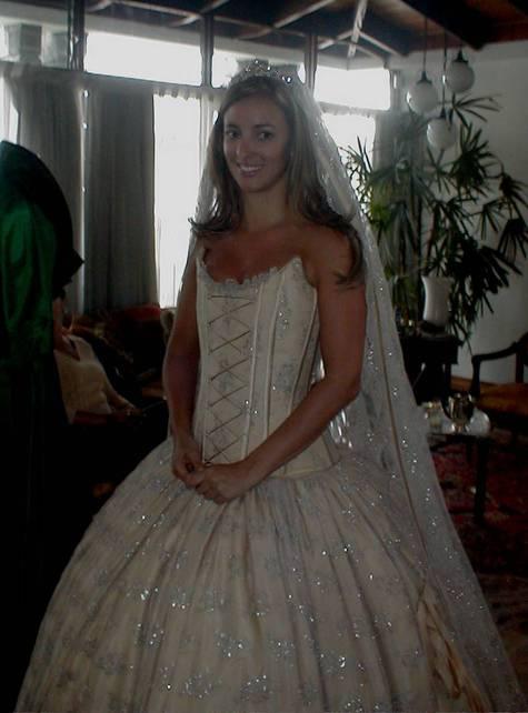 A Marie Antoinette inspired wedding dress – ottawa wedding journal