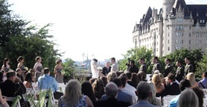 NAC Rooftop wedding