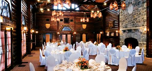 Lodge Wedding Venues In The Ottawa Area