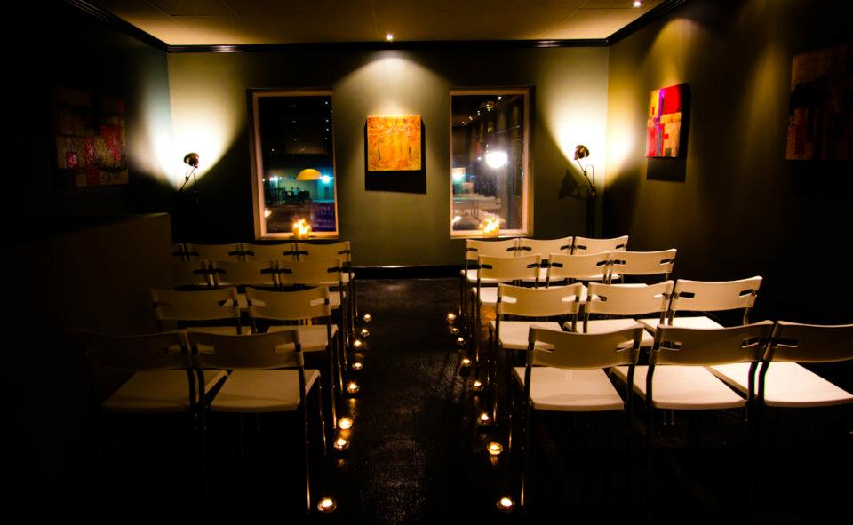 The Space Is An Exciting Amp Creative Venue For An Intimate Wedding