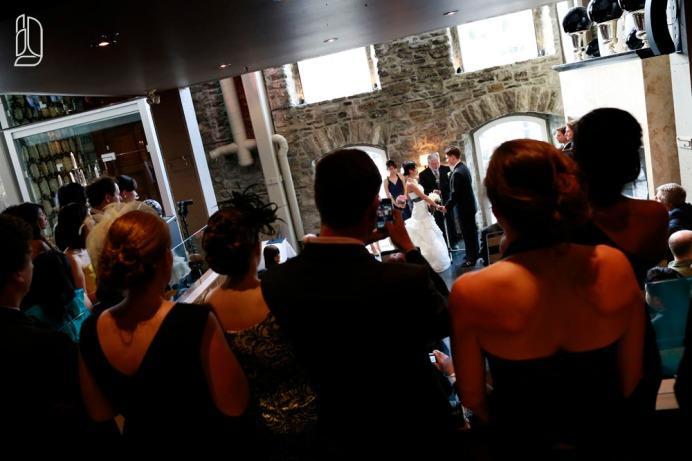 Wedding at Restaurant 18