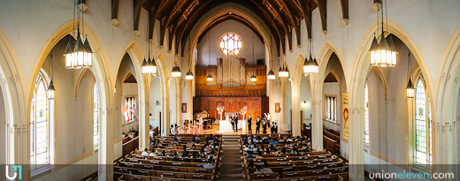 Getting Married In A Church By An Officiant