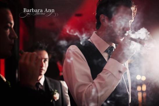Groom Cigar