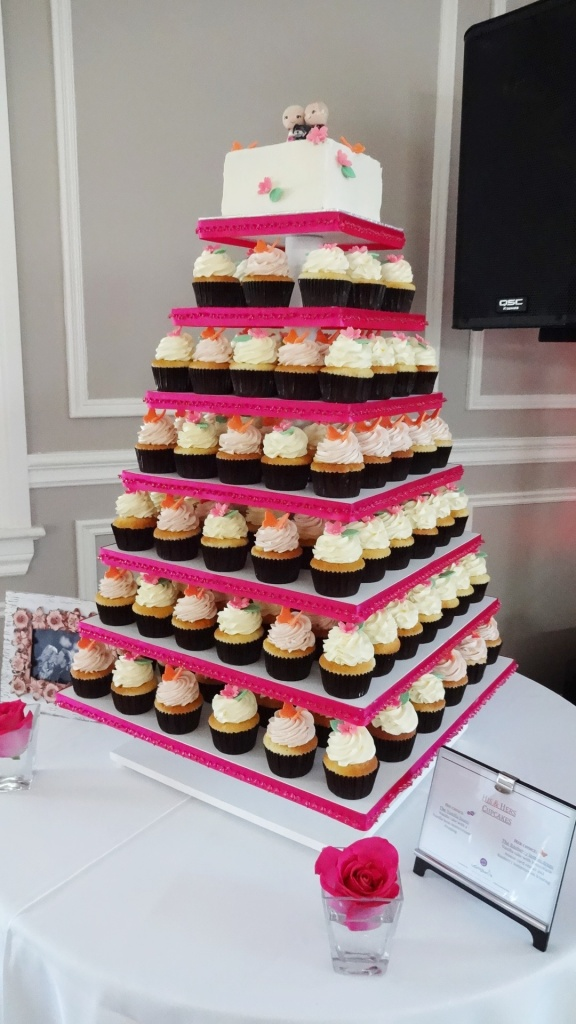 Lots of Cupcakes