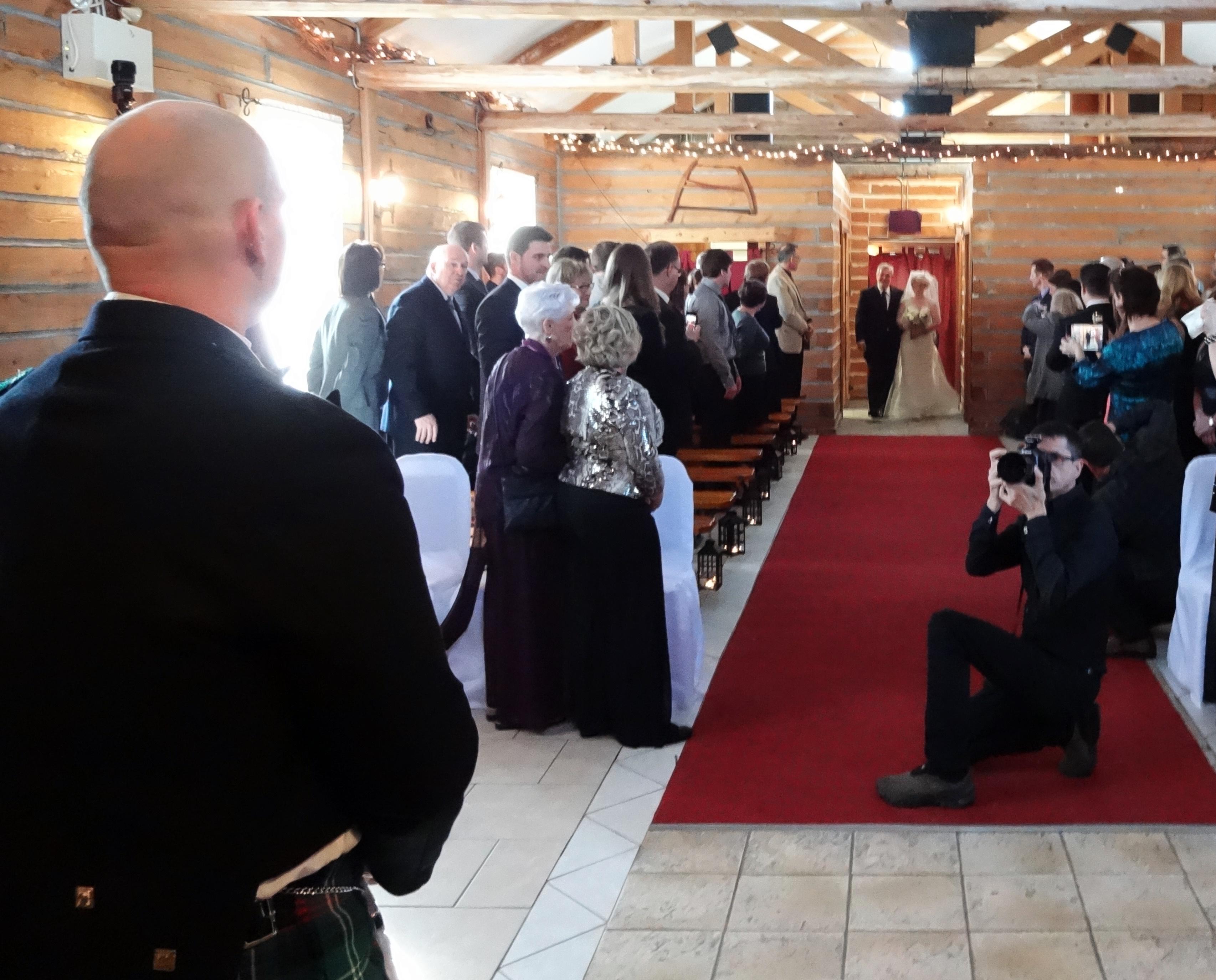 I Want A Church Wedding Without The Religion Ottawa