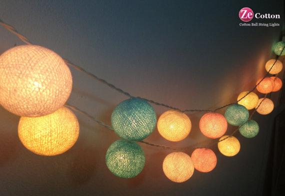 cotton bulbs