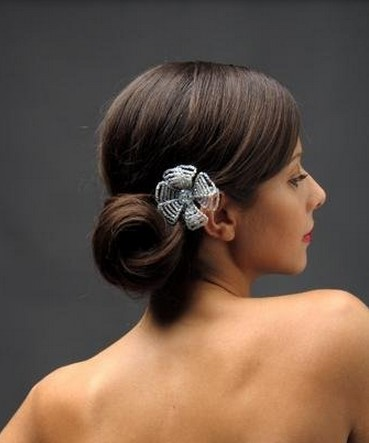 Trends in bridal tresses