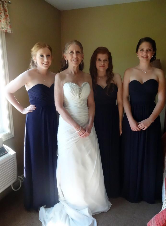 Debbie and Bridesmaids
