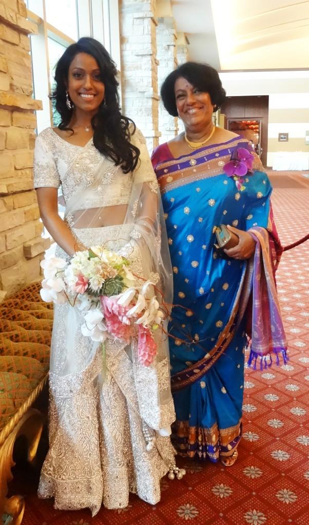 Umesha & Mum