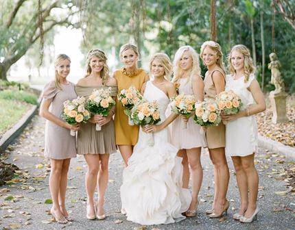 Why Not Rent Your Bridesmaid Dress? – ottawa wedding journal