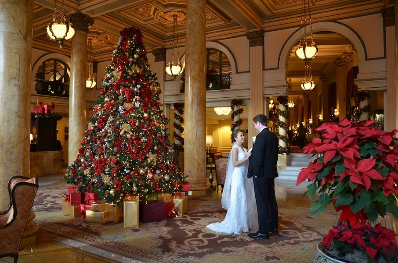 Ideas for planning a christmas wedding ottawa wedding journal 14839 junglespirit