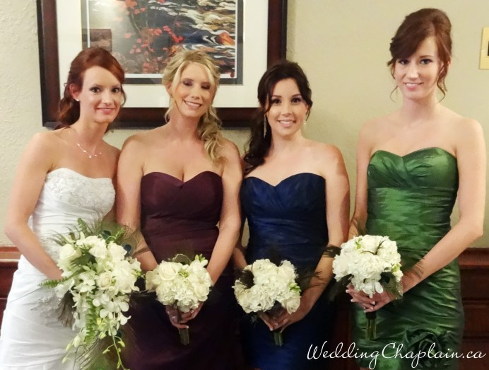 Kayla & Bridesmaids