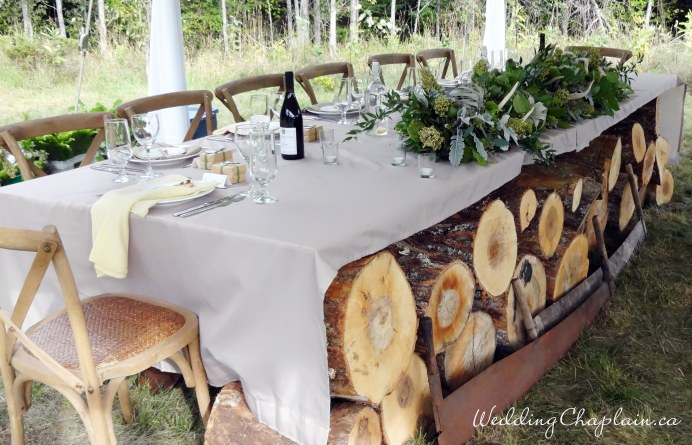 Log Head Table