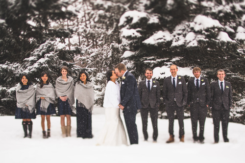 snowy-wedding-party-ottawa