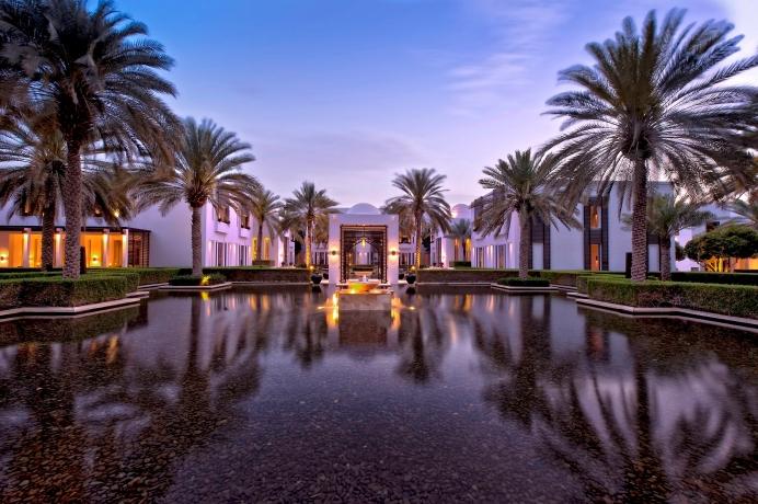 Chedi Muscat Watergarden