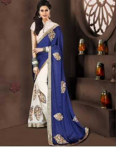 Saree Blue