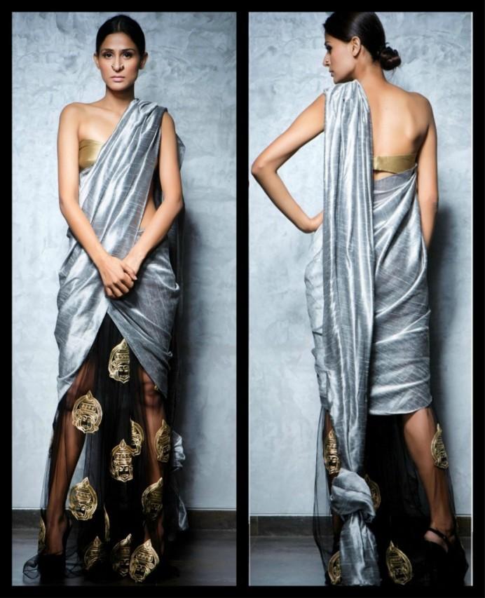 knotty drape