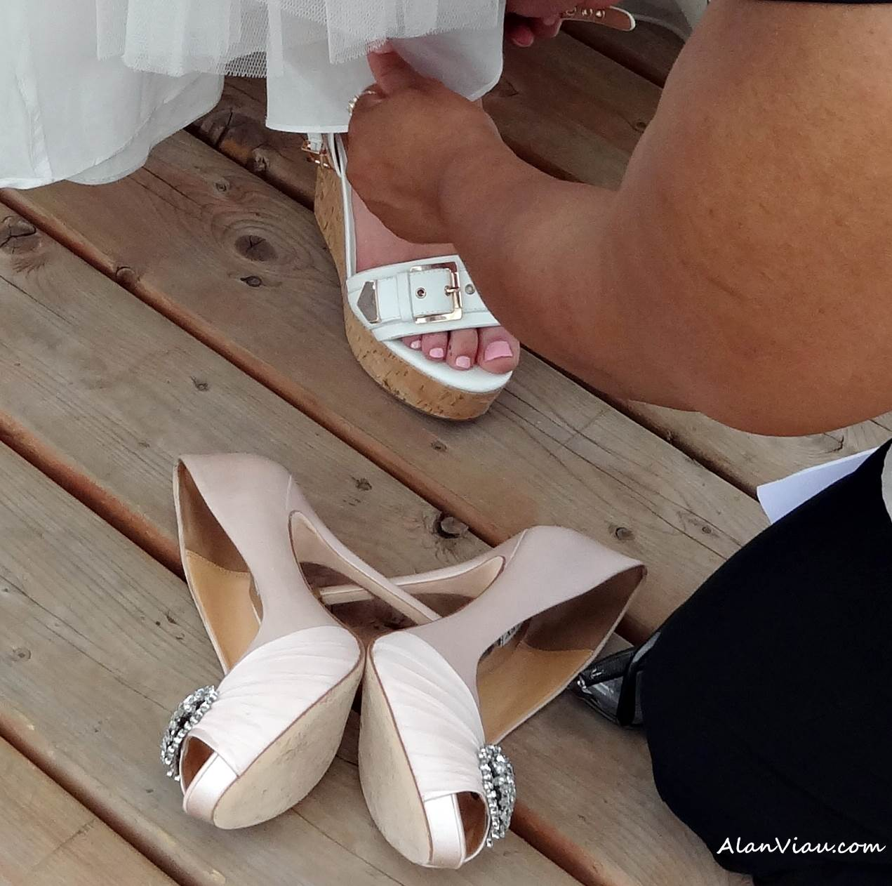 Bridal Shoes Ottawa: After The Wedding Dress, Say Yes To The Shoes