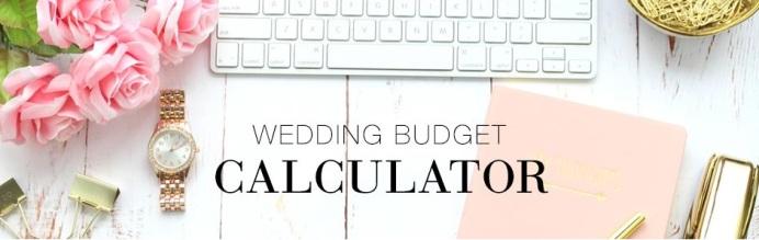Wedding Budget Calculator Ottawa Wedding Journal