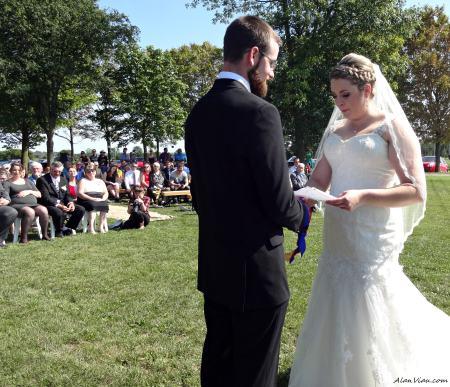 Orlanne vows