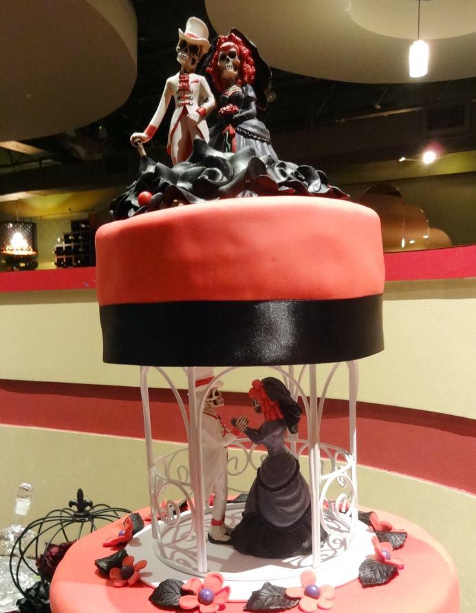 skull-cake