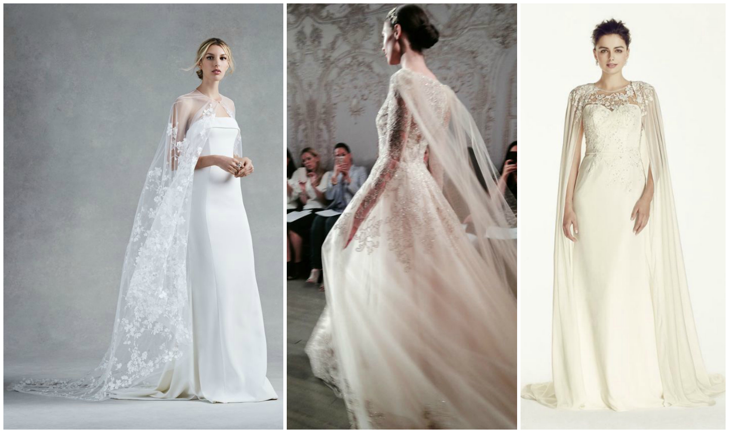 Attraktiv Bad Trends 2017 Ideen Von Bridal Capes Have E A Huge Trend