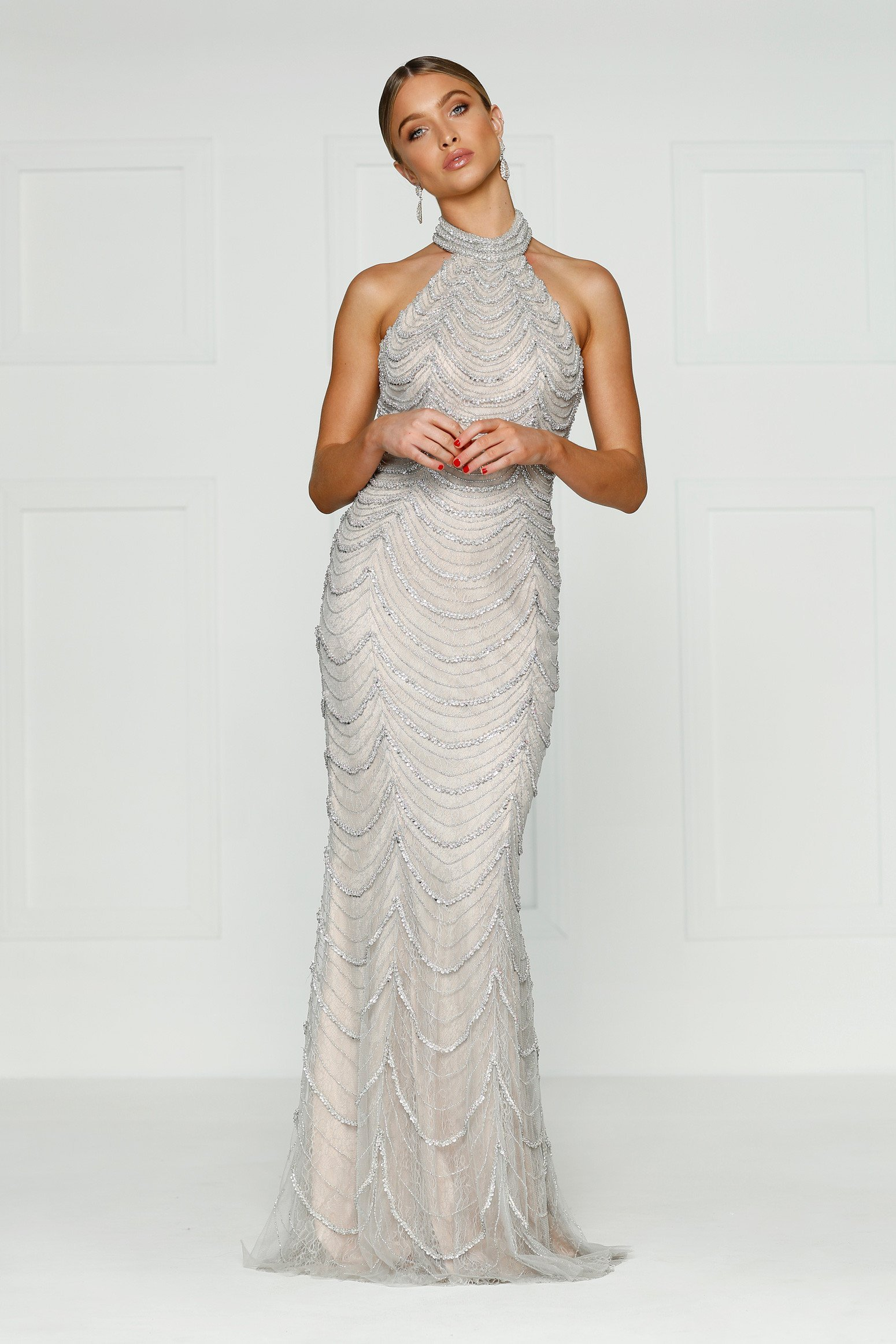 You Can Wear A Silver Dress on Your Wedding Day — Here\'s How ...