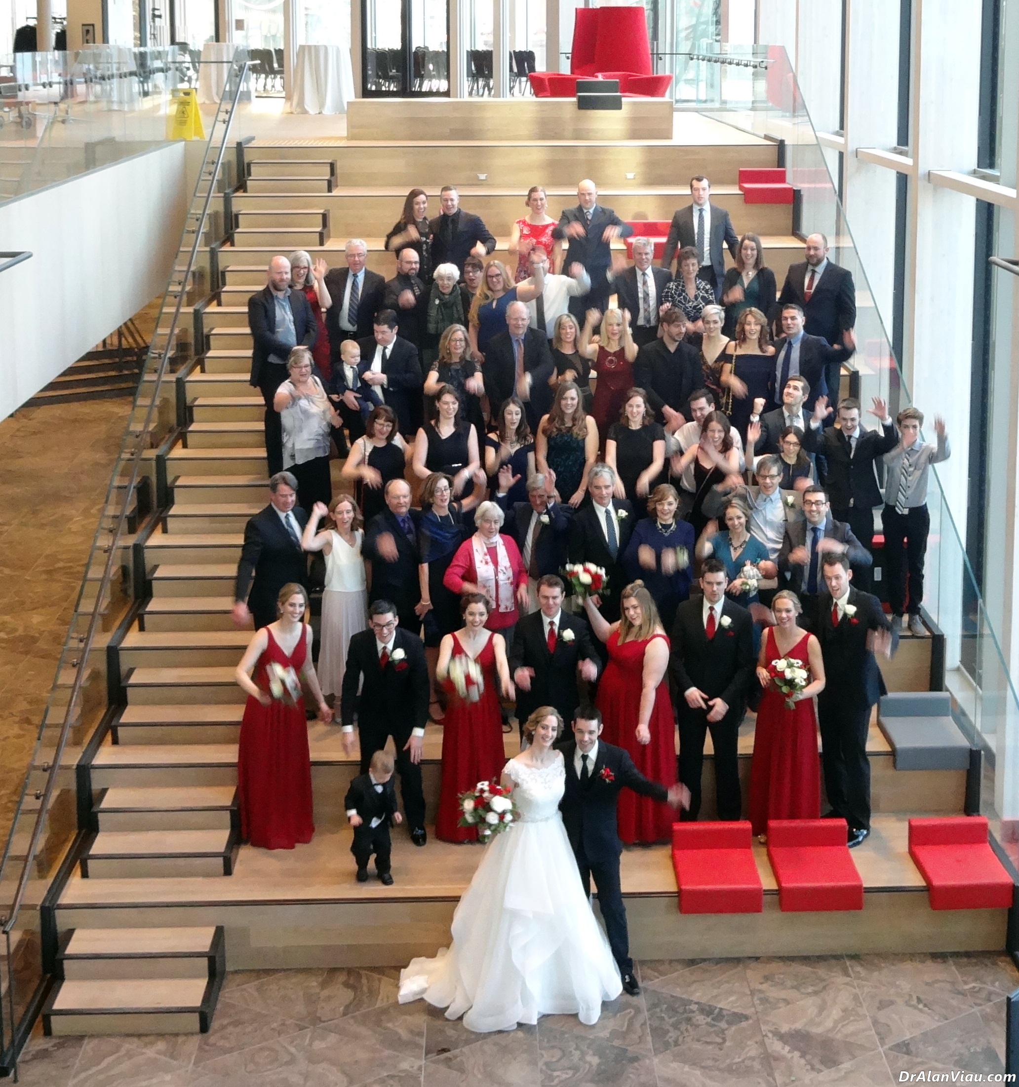 Love the New National Arts Centre (NAC) Wedding Spaces